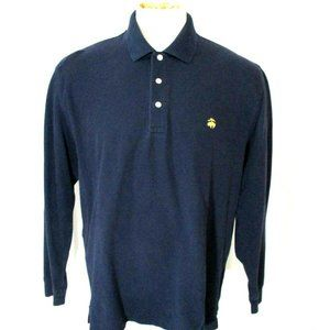Mens Brooks Brothers 346 Original Fit Polo Sz XL